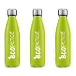 Green-Stainless-steel-water Ecopence-bottle